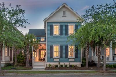 Mount Pleasant Single Family Home Contingent: 1688 Paradise Lake Drive