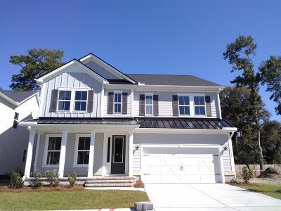 Mount Pleasant Single Family Home For Sale: 1234 Gannett Road