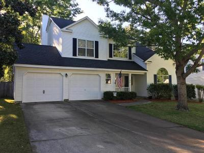 Goose Creek Single Family Home Contingent: 106 Chesterton Drive