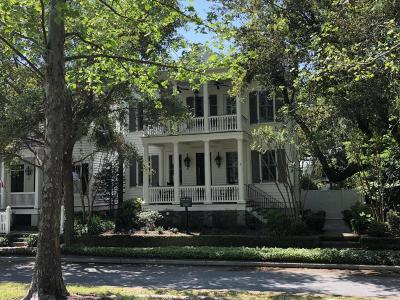 Mount Pleasant Single Family Home Contingent: 177 N Shelmore Boulevard