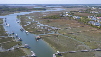 Charleston County Residential Lots & Land For Sale: 2761 Parkers Landing Road