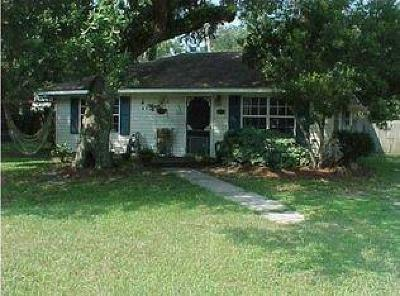 Isle Of Palms Single Family Home For Sale: 29 21st Avenue