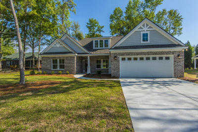 Summerville Single Family Home For Sale: 348 Nathaniel Road