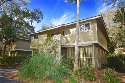 Seabrook Island Single Family Home For Sale: 1110 Summer Wind Lane