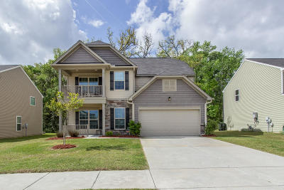 Goose Creek Single Family Home For Sale: 442 Delmont Drive