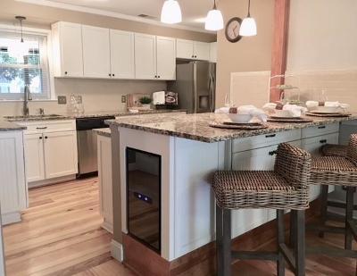 Mount Pleasant Single Family Home For Sale: 997 Sea Gull Drive
