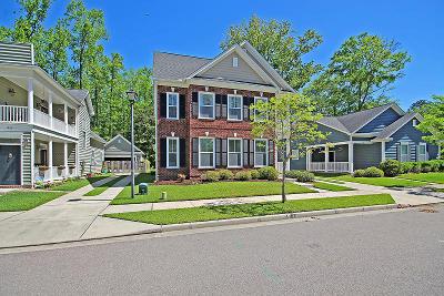 Charleston Single Family Home For Sale: 1408 Bimini Drive