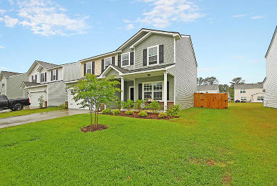 Charleston Single Family Home For Sale: 2812 Conservancy Lane