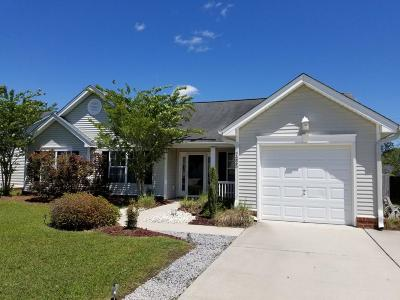 Single Family Home Contingent: 7225 Sweet Grass Boulevard