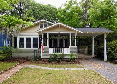 North Charleston Single Family Home Contingent: 1007 Crawford Street