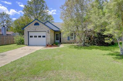 North Charleston Single Family Home Contingent: 8591 Allatoona Court