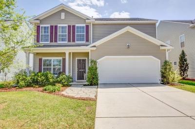 Summerville Single Family Home For Sale: 6007 Snead Lane