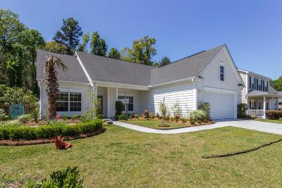 Charleston Single Family Home Contingent: 1445 Ashley Gardens Boulevard