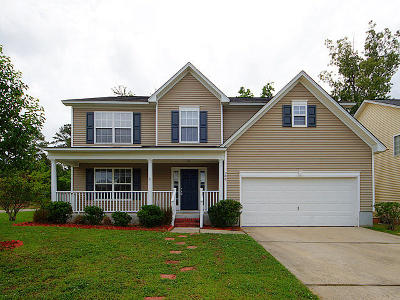 Goose Creek Single Family Home For Sale: 200 Green Oak Court
