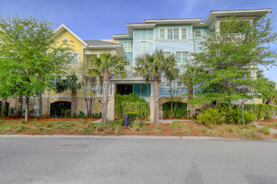 Isle Of Palms Attached For Sale: 5800 Palmetto Drive #R-Vg205