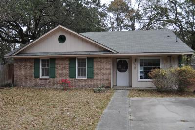 North Charleston Single Family Home For Sale: 5632 Pryor Street