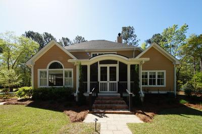 Single Family Home For Sale: 3672 Colonel Vanderhorst Circle