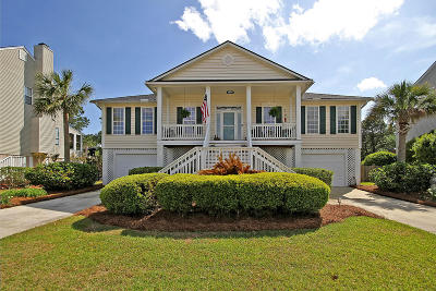 Mount Pleasant Single Family Home For Sale: 1381 Black River Drive