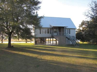 Edisto Island Single Family Home Contingent: 2137 Laurel Hill Road