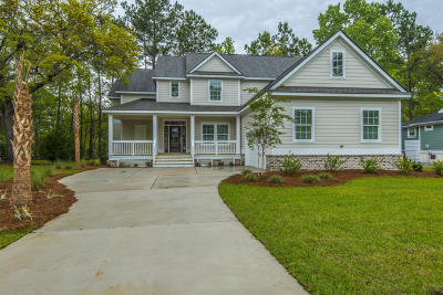 Berkeley County, Charleston County, Colleton County, Dorchester County Single Family Home For Sale: Oakley Road