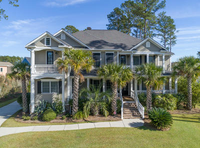 Dunes West Single Family Home For Sale: 2809 Stay Sail Way
