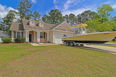 Summerville Single Family Home For Sale: 4966 Wyman Boulevard