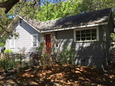 Charleston Single Family Home For Sale: 1602 Wappoo Drive