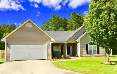 Moncks Corner Single Family Home For Sale: 102 Harvest Moon Road