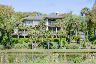 Kiawah Island Single Family Home For Sale: 115 Osprey Point Lane