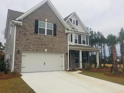 Johns Island Single Family Home For Sale: 1236 Hammrick Lane