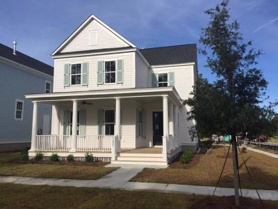 Mount Pleasant Single Family Home For Sale: 1657 Banning Street