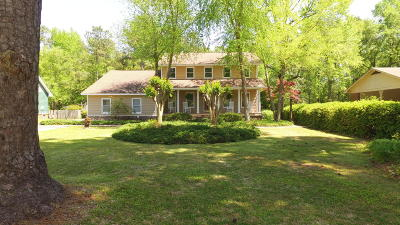 Moncks Corner Single Family Home For Sale: 116 Pinewood Drive