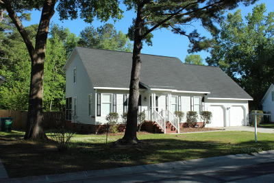 Summerville Single Family Home For Sale: 190 Thames Avenue