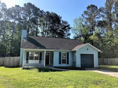 Summerville Single Family Home For Sale: 206 Oxford Way