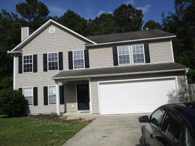 Summerville Single Family Home For Sale: 126 Macallan