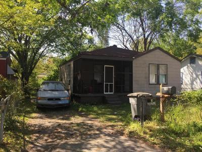 North Charleston Single Family Home For Sale: 2886 Alabama Drive