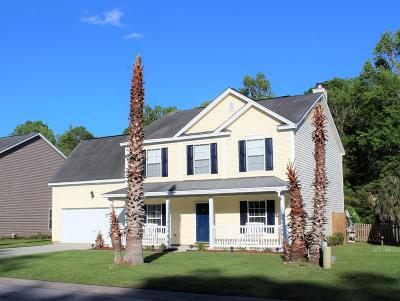 Summerville Single Family Home For Sale: 327 Eagle Ridge Road