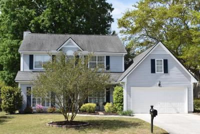 Mount Pleasant Single Family Home For Sale: 1305 Horseshoe Bend