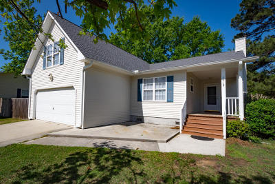 Goose Creek Single Family Home For Sale: 121 Cane Break Lane