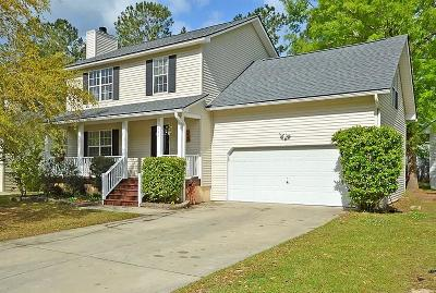 Summerville Single Family Home For Sale: 111 Apache Drive