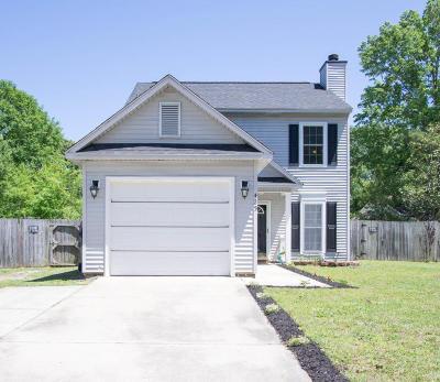 Goose Creek Single Family Home For Sale: 423 Indigo Road