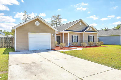 Summerville SC Single Family Home For Sale: $205,000