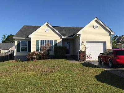 Summerville SC Single Family Home For Sale: $172,900