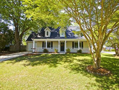 North Charleston Single Family Home Contingent: 8492 Chesapeake Drive