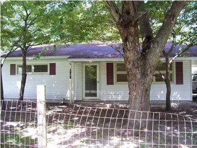 Single Family Home For Sale: 1202 Hawthorne Road