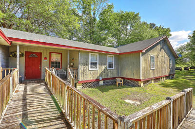 Moncks Corner Single Family Home For Sale: 1818 S Live Oak Drive