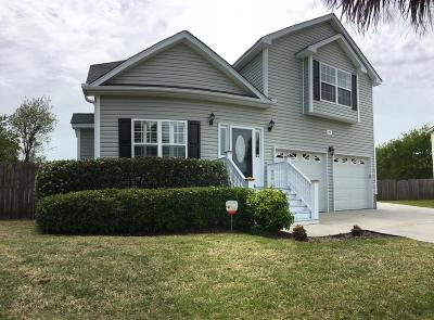 Charleston SC Single Family Home For Sale: $399,000