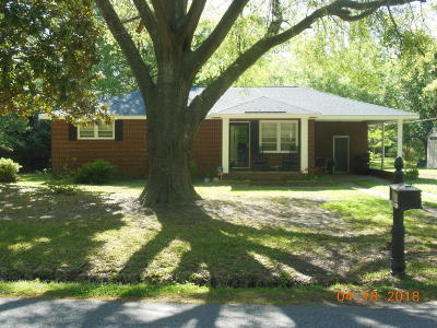 Summerville SC Single Family Home For Sale: $169,900