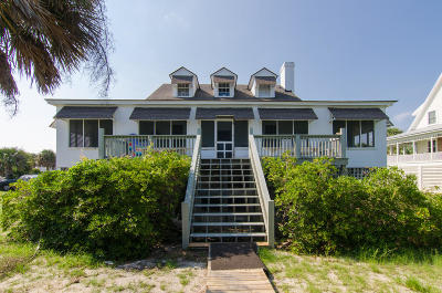 Edisto Island Single Family Home For Sale: 2604 Point Street