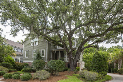 Charleston Single Family Home Contingent: 252 Delahow Street
